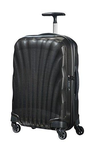 Samsonite Cosmolite 4 Roues 55/20 FL2 Bagage Cabine, 55 cm, 36 L, Noir