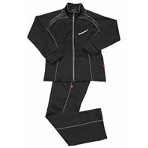 30UPCUBE マルチポケット メンズ ブラック×グレー Lサイズ