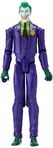 DC Comics Joker Action Figure, 12""