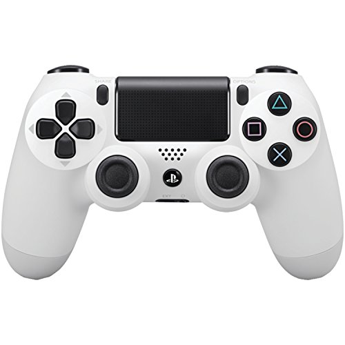 Buy DualShock 4 Wireless Controller for PlayStation 4 - Glacier White