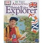 CD-ROM:  My First Amazing British Isl...