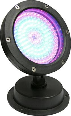 Alpine LED6144T 144 Super Bright LED Changing Pond Light - Red Blue and White