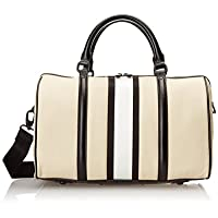 L.A.M.B. Flor Large Duffle Top Handle Bag