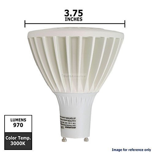 Sylvania 78742 - Led17Par30Ln/Dim/P/Gu24/930/Nfl25 Par30Ln Long Neck Flood Led Light Bulb