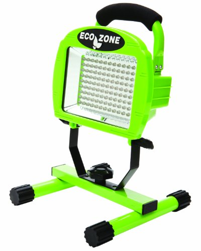 Designers Edge L1306 108-LED Portable Bright LED Workshop Lighting, Green