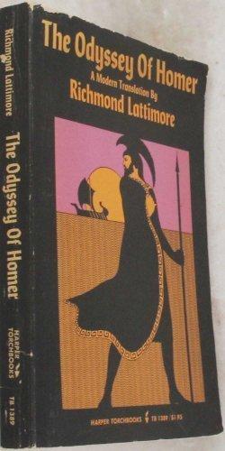 The Odyssey of Homer (Harper Torchbooks)