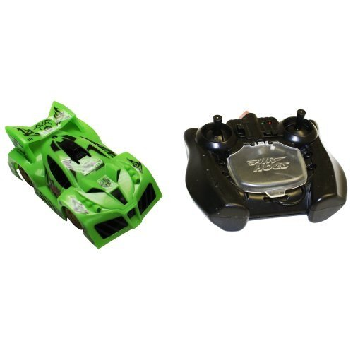 Best Price Air Hogs R/C Zero Gravity Micro Car - Green Rally Ch B