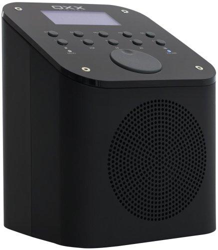 OXX Alto WiFi Internetradio schwarz