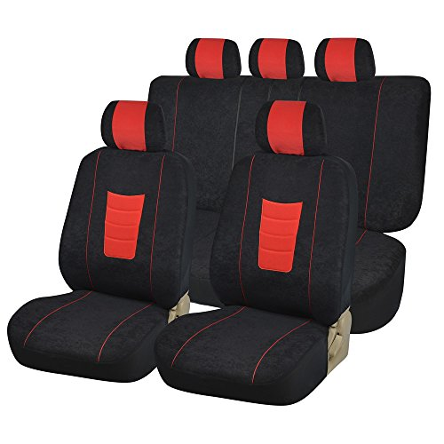 autoyouth-classic-full-set-seat-covers-for-cars-trucks-suv-elegant-speckled-velvet-fabric-airbag-com