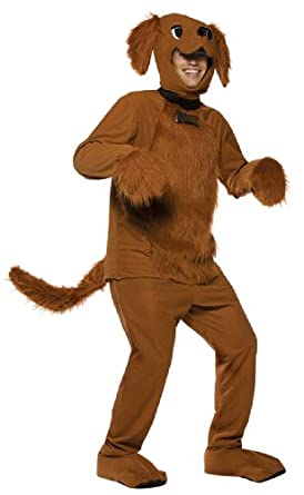 Whatup Dog Gold Adult Costume