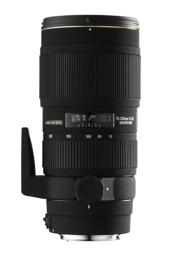 Sigma 70-200mm f2.8 APO EX DG Macro II Lens For Canon Digital  &  Film SLR Cameras