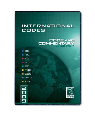 2009 Complete Collection of Commentaries - CD-ROM - ICC (distributed by Cengage Learning) - 300CDB09 - ISBN: 1580018904 - ISBN-13: 9781580018906