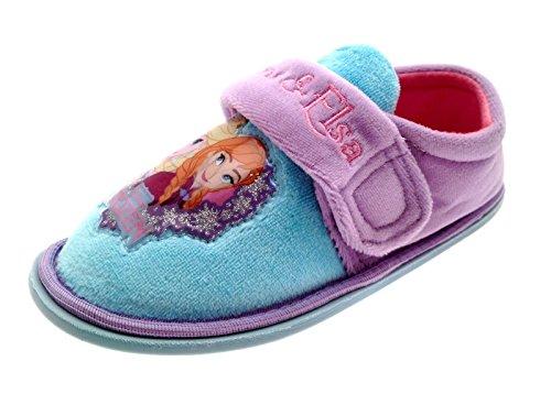 Disney,  Frozen Lilac/Blue Velcro - Bagged
