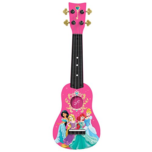 first act dp285 disney princess mini guitar ukulele guitar buy online free. Black Bedroom Furniture Sets. Home Design Ideas