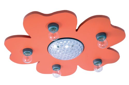 Niermann Standby Ceiling Lamp, Orange