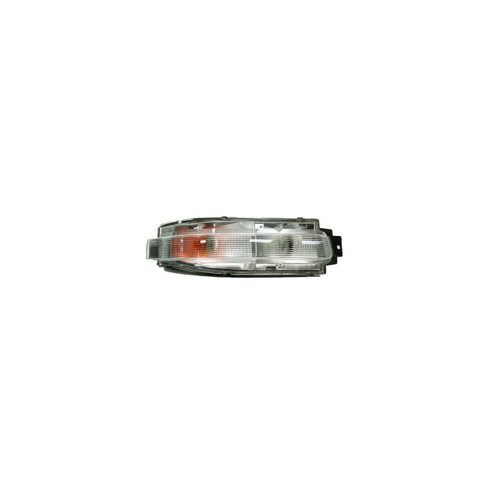 DRIVER SIDE BACK UP LIGHT Fits Nissan 350Z DRIVER TAIL LIGHT/MARKER LIGHT ASSEMBLY; BUMPER MOUNTED