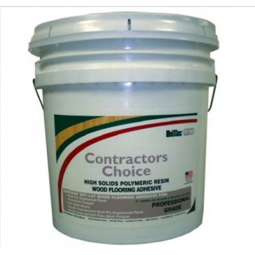 4 Gal DriTac 9100 Contractors Choice High Solids Wood Flooring Adhesive