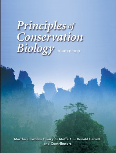 Principles of Conservation Biology, Third Edition
