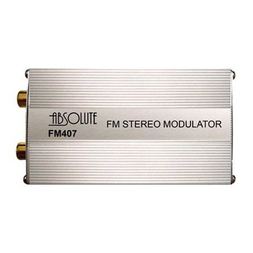 Absolute FM407 FM Modulator Kit 7 Channel PLL FM Stereo Modu