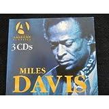 MILES DAVIS-ORIGINAL AMERICAN CLASSICS-3 CD SET-MILES FOREVER/MILESTONES/JAZZ LEGEND