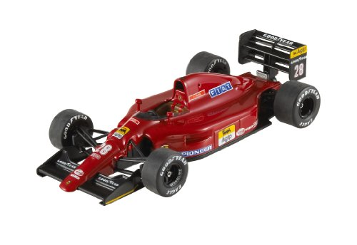 Hot Wheels Elite Ferrari F1-91 J. Alesi Monaco GP 1991