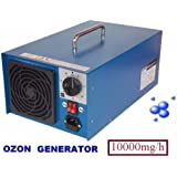 ! Profi Gerät ! Ozongenerator 10000mg/h 10g Timer für Luft Ozongerät Ozon