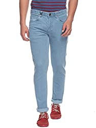 Raymond Medium Blue Men's Jeans