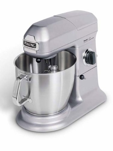 Viking Professional 7 -quart Stand Mixer, Stainless Gray