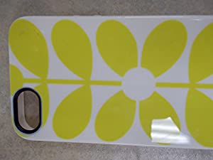 Belkin Orla Kiely Cell Phone Case for Iphone 5/5s - White/yellow by Belkin