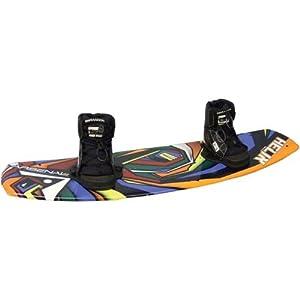 Buy Hydroslide Helix Wakeboard, Blue, 56-Inch by Hydro Slide
