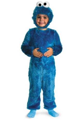 Cookie Monster Comfy Fur