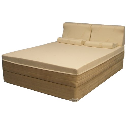Strobel Organic Supple-Pedic Lever-Bed 450 Cal King Mattress Only