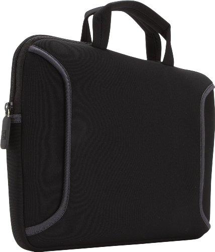 Case Logic LNEO-12 12.1-Inch Neoprene Netbook Sleeve (Black)