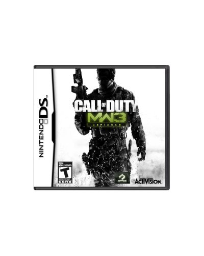Call Of Duty 2 3ds : Call of duty modern warfare nintendo ds