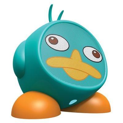 KIDdesigns - Phineas Ferb Character Speaker