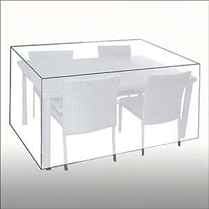Telo copertura per tavolo e sedie da giardino opaco 230 x - Coperture per mobili da giardino ...
