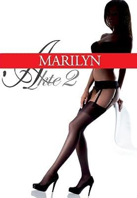 MARILYN - modische Damen Strümpfe - 15 DEN