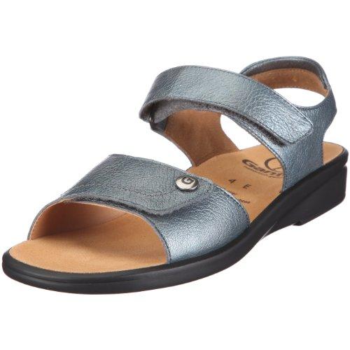 Ganter Sonnica, Weite E Fashion Sandals Womens Gray Grau/graphit Size: 36 2/3