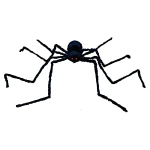 """90"""" Posable Hairy Spider"""