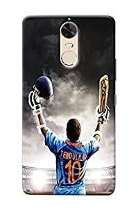 Clarks Printed Designer Back Cover For Lenovo K5 Note