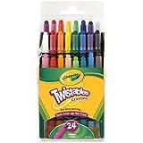 Crayola 24-Count Mini Twistables Crayons