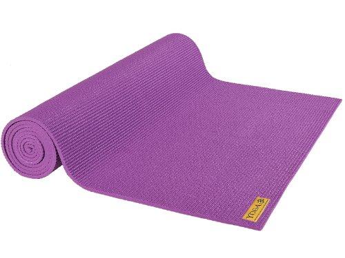 chin mudra tapis de non toxique 4 5mm mauve tapis