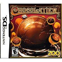 Chocolatier - Nintendo DS - 1