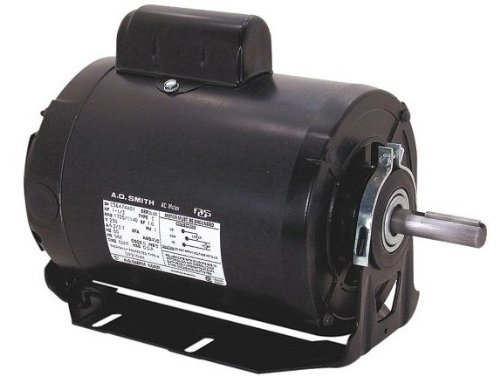 Evaporative Cooler Motor 1.5 Hp 1725 Rpm, 56Z Frame, 115/230 Volts Ao Smith # V1154B