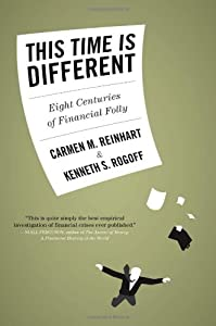 Cover of &quot;This Time Is Different: Eight C...