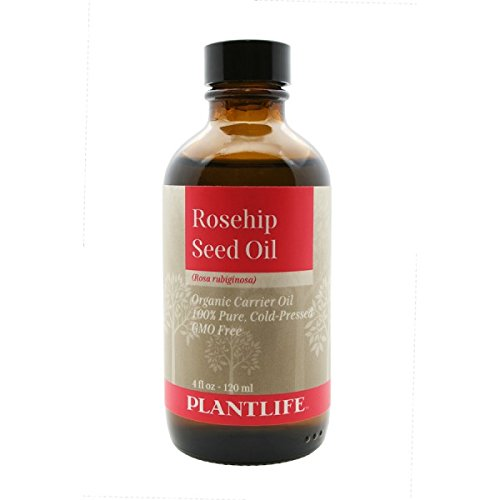 Organic-Rosehip-Seed-Carrier-Oil-4-oz-100-Pure-Cold-Pressed-Base-Oil-for-Aromatherapy