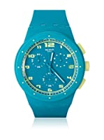 Swatch Reloj de cuarzo Unisex ACID DROP SUSL400 42 mm