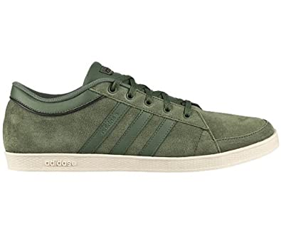 adidas Mens ADIDAS CALNEO LAIDBACK LO NEO Low Top Green Grün Grün