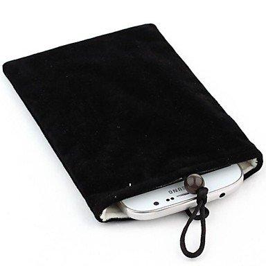 Stoff-Beutel für Samsung I9220/N7100 , Schwarz