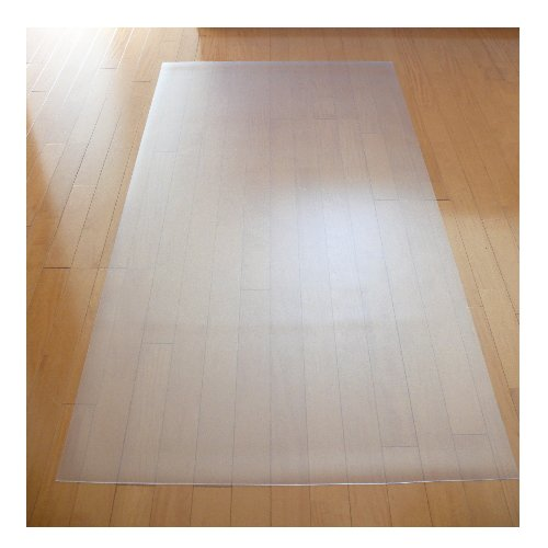 [Thickness 180 × 91cm, 1.5mm] Tatami Floor One Clear Sheet to Protect the Floor [We] Made   In Japan (A712) Chair Mat Chair Mat